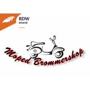 Moped Brommershop logo