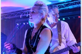 Back to the '80 met THE VERY '80 BAND in Oosterleek