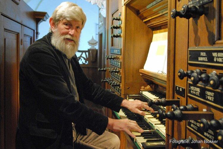 Orgelconcert Dirk Out in NH kerk Venhuizen