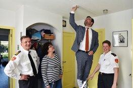 Campagne Brandveilig leven start in Schellinkhout