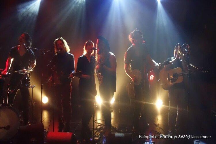 Muziek in Oosterleek met de band Dutchrow