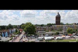Braderie en Kofferbakmarkt 7 Juli Pleinspektakel Hoogkarspel