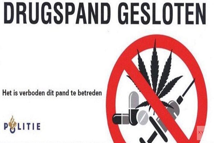 Burgemeester Pijl sluit drugswoning