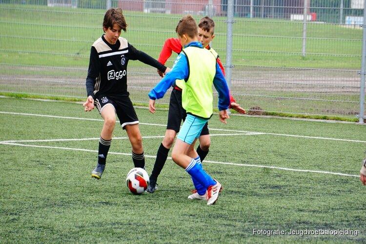 Trainen als een profvoetballer in de herfstvakantie!