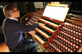 Orgelconcert Everhard Zwart in Venhuizen op 13 oktober