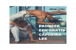 Capoeira in Heerhugowaard