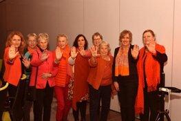 Gemeentehuis kleurt oranje voor Orange the World