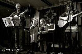 Irish folkmiddag met MASJA & ROBERT op zondag 15 december in folkclub Oosterleek