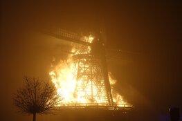 Politie onderzoekt brand Ceres-molen: getuigen gezocht