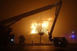 Politie vindt vuurwerkbuizen bij verbrande Ceres-molen in Bovenkarspel