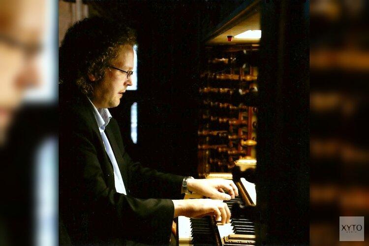 Nieuwjaars-orgelconcert Aarnoud de Groen in Herv. kerk Venhuizen