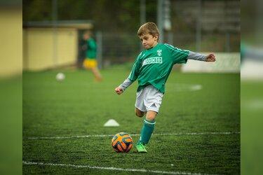 Trainen als een profvoetballer in de voorjaarsvakantie!
