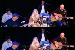 Muziek van James Taylor, Carole King met EVA & THE GENERATIONS op 1 maart in Herbergh 't IJsselmeer