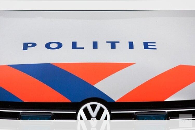 Man aangehouden na achtervolging in Hoorn