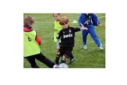 Trainen als een profvoetballer in de meivakantie