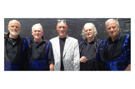 Optreden van sixtiesband THE BLUE DEVILS op zondag 22 maart in Oosterleek