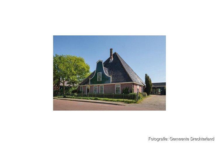 Kijkdagen stolp gemeentehuis Venhuizen