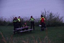 Zoekactie naar vermist persoon in Schellinkhout