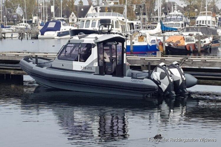 Nieuwe reddingboot voor Reddingstation Wijdenes