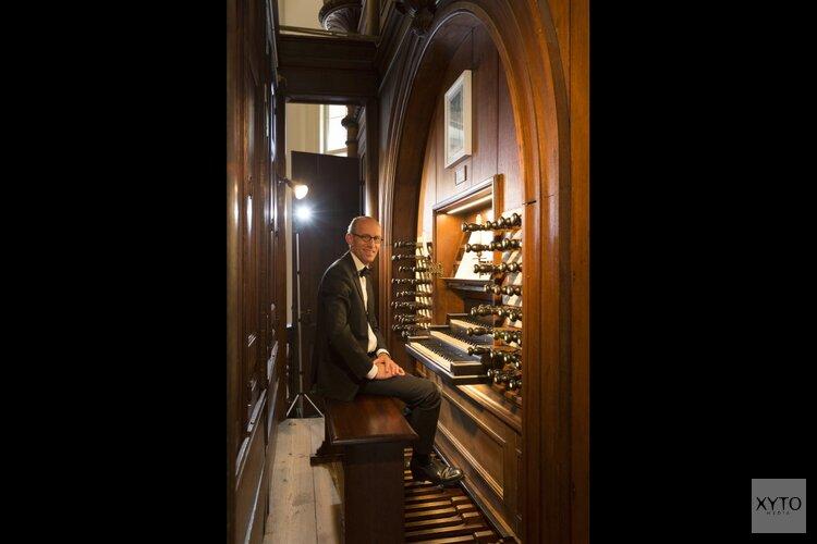 Orgelconcert Peter Eilander in Herv. Kerk Venhuizen