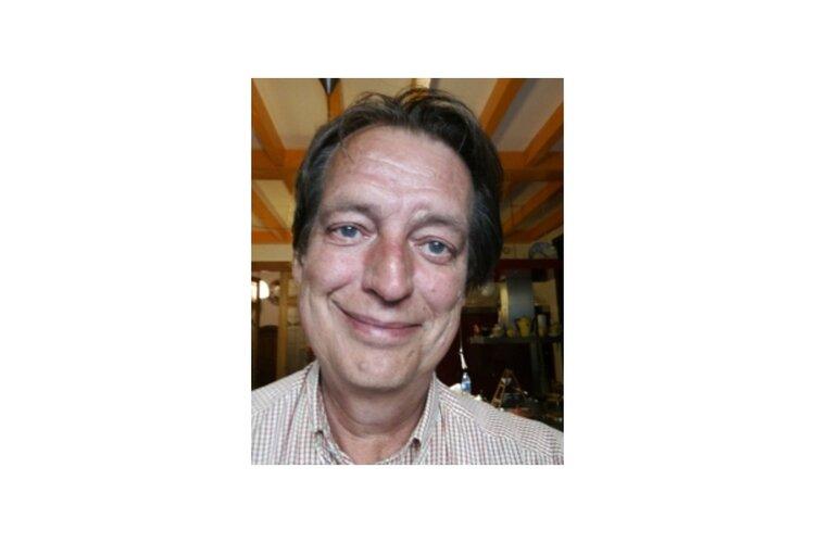 In gesprek met auteur Jan Hoff..