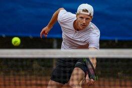 Gijs Brouwer pakt titel op NK Tennis