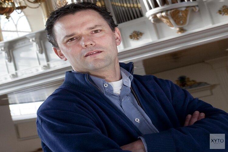 Orgelconcert André van Vliet 9 oktober a.s. in NH kerk Venhuizen
