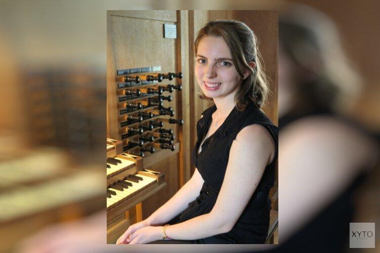 Orgelconcert Francesca Ajossa in Venhuizen