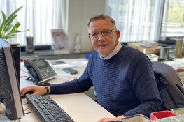 Jan Brieffies bij Harder Natuursteen, pensioen na 32 jaar!