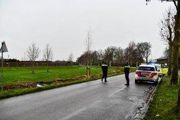 Auto te water in Schellinkhout: getuigen schieten te hulp